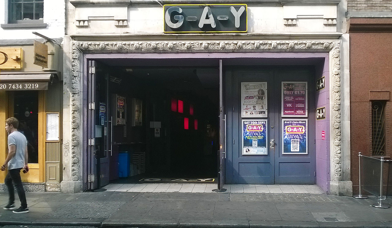 gay village london