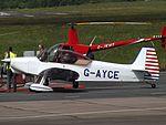 G-AYCE Emeraude (26904787650).jpg