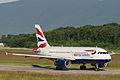 G-EUPO, British Airways, Airbus A319-131 (19079431265).jpg