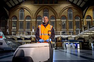 Interserve - Interserve provides a range of support services across the transport sector.