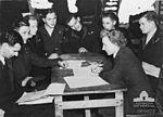G for George crew debriefing 27 Nov 1943 AWM 069823.jpg