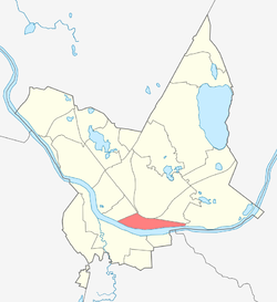 Location of Gajoks