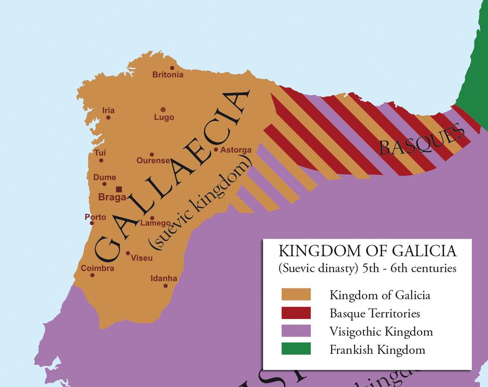 Gallaecia-suev