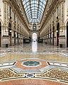 Galleria Vittorio Emanuele II Slow Motion Nord.jpg