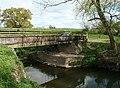 Galvanised Crossing - geograph.org.uk - 404750.jpg