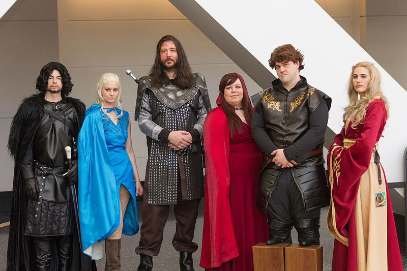 File:Game of Thrones cast (14118396526).jpg