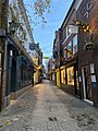Gandy Street, Exeter (at dusk).jpg