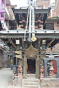 Ganesh Temple at chaysal ,Lalitpur 03.jpg