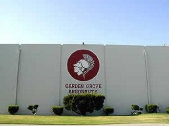 Garden Grove High School - Image: Garden grove high school