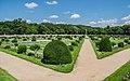 Garden of Diane de Poitiers in the Castle of Chenonceau 18.jpg