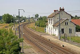 Image illustrative de l'article Gare de Villeneuve-sur-Allier