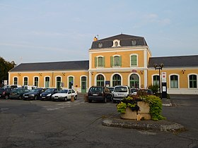 Image illustrative de l'article Gare de Saint-Sulpice (Tarn)