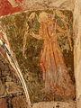Gargilesse-Dampierre (36) Église Saint-Laurent et Notre-Dame Crypte Fresques 37.JPG