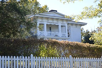 National Register of Historic Places listings in Caswell County, North Carolina - Image: Garland Buford House