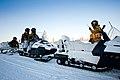 Garnisonin i Sør-Varanger snow scooters.jpg