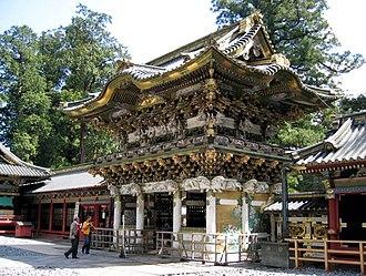 Gongen - Nikkō Tōshō-gū enshrines Tokugawa Ieyasu under the posthumous name of Tōshō Daigongen