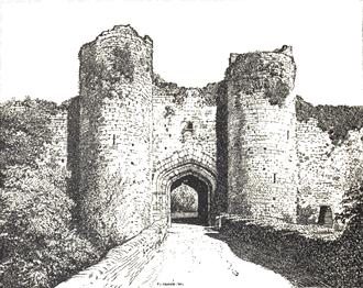 William Reade - Amberley Castle