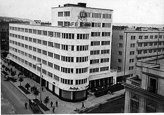 History of Poland (1918–1939) - Gdynia, modern Polish seaport, est.1926