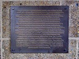 Gedenktafel St. Louis - St. Pauli-Landungsbrücken - Brücke 3 (Hamburg-St. Pauli)