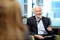 Geir Berdahl, forlgschef Oktober forlag, seminarium om Nordiska radets litteraturpris Oslo 2011-04-11.jpg