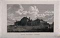 General Sea-Bathing Infirmary, Margate, Kent. Line engraving Wellcome V0013927.jpg