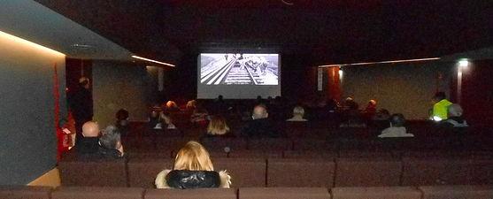Gennaio 2015 - Auditorium del Memoriale della Shoah di Milano.jpg