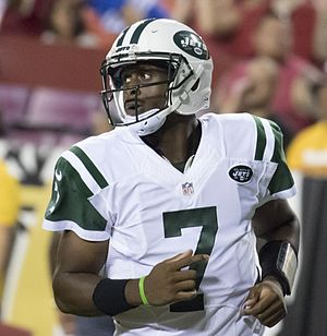 Geno Smith - Smith with the New York Jets in 2016