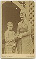 George V and his mother.jpg