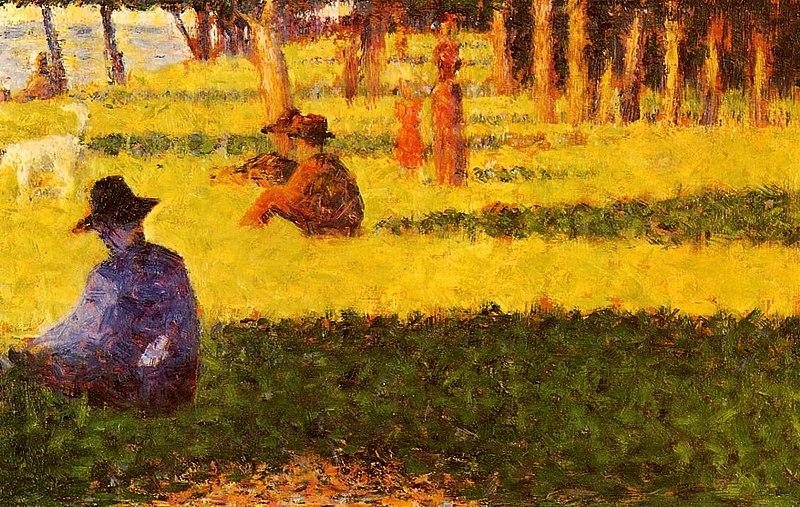 File:Georges Seurat - White Dog PC 121.jpg