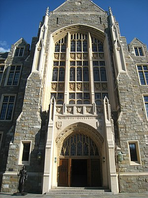 Georgetown University, Washington, DC, USA.