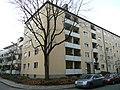 Gepixeltes Haus Ecke Arminius- - Thusneldastraße, München - panoramio.jpg