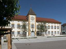 Geretsried Gartenberg Town Hall 2007