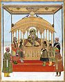 Ghulam Murtaza Khan The Delhi Darbar of Akbar II.jpg