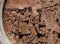 Giambologna, episodio delle crociate, forse consegna del figlio dell'imperatore alessio I comneno, giovanni II, 1598 ca. (nyc, quentin foundation) 02.jpg