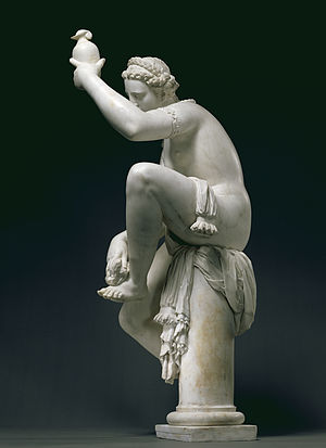 Female Figure (Giambologna) - Female Figure, 1571–73, J. Paul Getty Museum