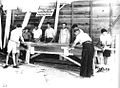 Gibraltar Evacuee Camp, Jamaica - Cabinet Making and Carpentry Shop.jpg