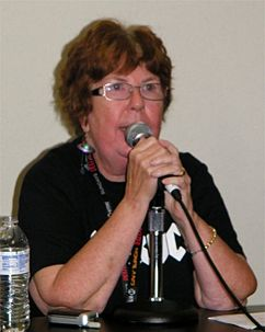 Ginjer Buchanan at NY Comic Con 2011-2.jpg