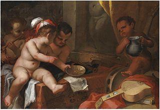 Italian painter (1608-1673)