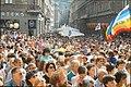 Giovanni Zanchini - Marcia della pace Trieste - Sarajevo 1991 (10).jpg
