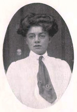 Gwendoline Eastlake-Smith - Eastlake-Smith, prior to 1910