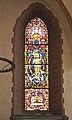 Glasfenster Aufsteigender Christus@Alte Nikolaikirche Frankfurt a.M. 20170817.jpg