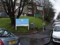 Glasgow Nuffield Hospital, rear entrance - geograph.org.uk - 667512.jpg
