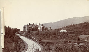 Glencoe House - Image: Glencoe House, 1905