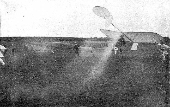 Glider A Vlaicu 1909