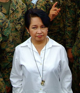 History of the Philippines (1986–present) - Gloria Macapagal-Arroyo, president from 2001-2010