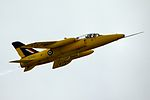 Gnat XR992 (G-MOUR) display at Duxford.jpg