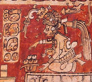 Itzamna deity