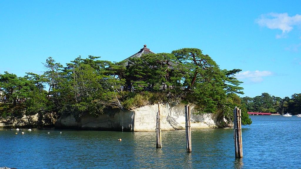 Godaido in Matsushima 20181007