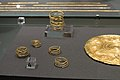 Golden spirals and decorated disc, 1800-1300 BC, Museum of Western Bohemia, 187792.jpg