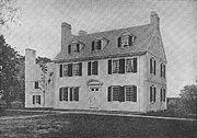 Gov. William Dummer House